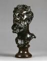 William Ernest Henley, by Auguste Rodin - NPG 1697