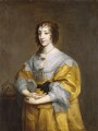Henrietta Maria, after Sir Anthony van Dyck - NPG 227
