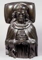 King Henry VII, by Elkington & Co, cast by  Domenico Brucciani, after  Pietro Torrigiano - NPG 290