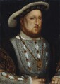 King Henry VIII, after Hans Holbein the Younger - NPG 157