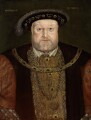King Henry VIII, by Unknown artist - NPG 4980(14)