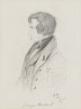 George Herbert, by Alfred, Count D'Orsay - NPG 4026(34)
