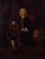 John Hervey, Baron Hervey of Ickworth, studio of Jean Baptiste van Loo - NPG 167