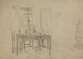 Maurice Henry Hewlett, by James Kerr-Lawson - NPG 3263