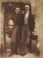 David Octavius Hill; William Borthwick Johnstone, by David Octavius Hill, and  Robert Adamson - NPG P6(100)