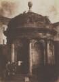 McKenzie's Tomb, Greyfriars, by David Octavius Hill, and  Robert Adamson - NPG P6(228)