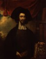 Solomon Hirschel, by Frederick Benjamin Barlin - NPG 1343