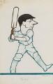 Sir Jack Hobbs, by Robert Stewart Sherriffs - NPG 5224(8)