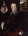 Sir Edward Hoby, by Unknown Anglo-Netherlandish artist - NPG 1974