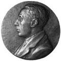 Ralph Hodgson, by Theodore Spicer-Simson - NPG 4704a
