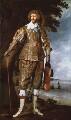 Henry Rich, 1st Earl of Holland, studio of Daniel Mytens - NPG 3770