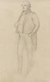 Henry Richard Fox (later Vassall), 3rd Baron Holland, by Sir George Hayter - NPG 1695(g)