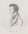 Henry Edward Fox, 4th Baron Holland, by Alfred, Count D'Orsay - NPG 4026(26)