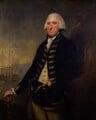 Samuel Hood, 1st Viscount Hood, replica by Lemuel Francis Abbott - NPG 628