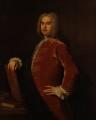 Nathaniel Hooke, by Bartholomew Dandridge - NPG 68