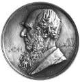 Sir Joseph Dalton Hooker, by Frank Bowcher - NPG 2276