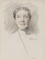 Annie Elizabeth Fredericka Horniman, by Flora Lion - NPG 3973