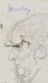 John Callcott Horsley, by Charles West Cope - NPG 3182(2)