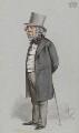 Richard Monckton Milnes, 1st Baron Houghton, by Carlo Pellegrini - NPG 2723