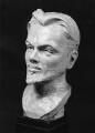 Laurence Housman, by Alec Miller - NPG 4816