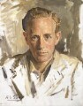 Leslie Howard, by Reginald Grenville Eves - NPG 3827