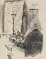 Sir Edwin Hughes, by Sydney Prior Hall - NPG 2390