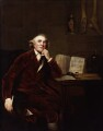 John Hunter, by John Jackson, after  Sir Joshua Reynolds - NPG 77