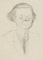 Aldous Huxley, by Sir David Low - NPG 4529(175)