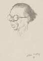 Aldous Huxley, by Sir David Low - NPG 4529(173)