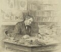 Thomas Henry Huxley, by Theodore Blake Wirgman - NPG 1528