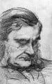Thomas Henry Huxley, by Marian Collier (née Huxley) - NPG 3145