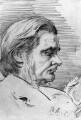 Thomas Henry Huxley, by Marian Collier (née Huxley) - NPG 3147