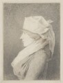 Elizabeth Inchbald, by George Dance - NPG 1144