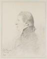 Charles Incledon, by George Dance - NPG 1145