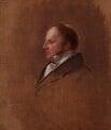 Sir Robert Harry Inglis, 2nd Bt, by Sir George Hayter - NPG 4968