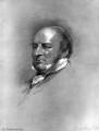 Sir Robert Harry Inglis, 2nd Bt, by George Richmond - NPG 1062