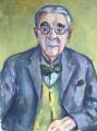John Nicholson Ireland, by Guy Lindsay Roddon - NPG 4290