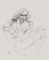 Sir Henry Irving, by Harry Furniss - NPG 4095(6)
