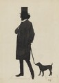 Sir Henry Irving, by Sir Francis Carruthers Gould ('F.C.G.') - NPG 3538