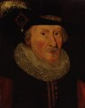 King James I of England and VI of Scotland, by Unknown artist - NPG 549