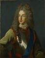 Prince James Francis Edward Stuart, studio of Alexis Simon Belle - NPG 348