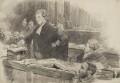 Group including Henry James, 1st Baron James of Hereford, by Sydney Prior Hall - NPG 2272
