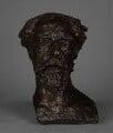 Augustus John, by Jacob Epstein - NPG 4295