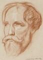 Augustus John, by Sir William Rothenstein - NPG 4246