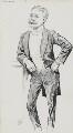 Sir Harry Hamilton Johnston, by Harry Furniss - NPG 3473