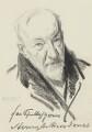 Henry Arthur Jones, by Walter Tittle - NPG 4239