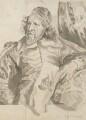 Inigo Jones, after an engraving by Robert van Voerst, after  Sir Anthony van Dyck - NPG 3128