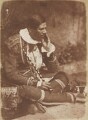 Ka(h)kewaquonaby, a Canadian chief (Peter ('Kahkewaquonaby') Jones), by David Octavius Hill, and  Robert Adamson - NPG P6(83)