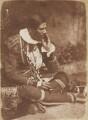 Ka(h)kewaquonaby, a Canadian chief (Peter ('Kahkewaquonaby') Jones), by David Octavius Hill, and  Robert Adamson - NPG P6(83)