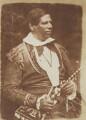 Ka(h)kewaquonaby, a Canadian chief (Peter ('Kahkewaquonaby') Jones), by David Octavius Hill, and  Robert Adamson - NPG P6(94)